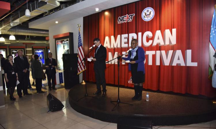 Ambassador Pamela L. Spratlen's Film Festival Opening Remarks