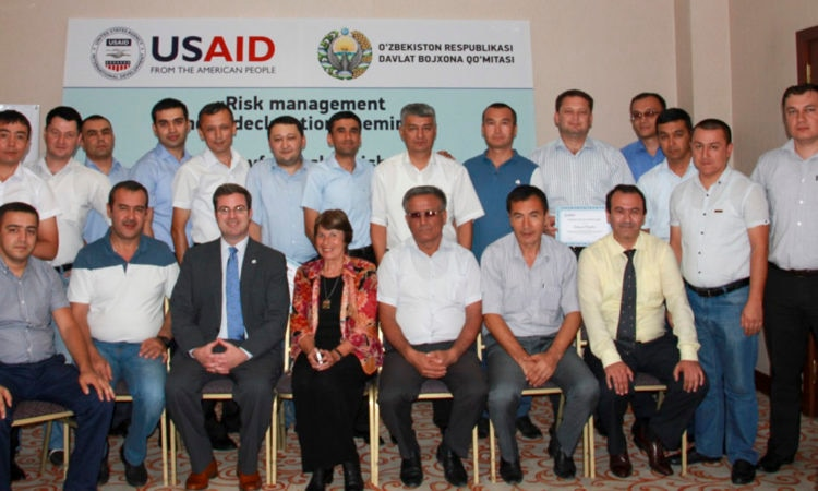 USAID Partners with Uzbekistan to Reduce time required for Customs Clearance