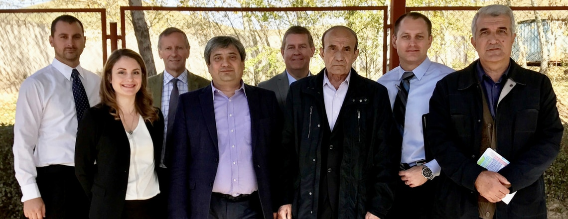 Международная команда завершает меры по укреплению безопасности