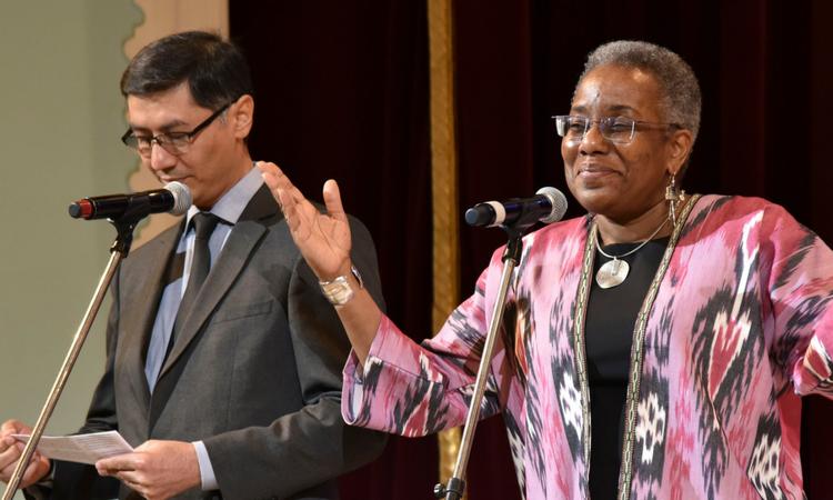 Ambassador Pamela L. Spratlen's Opening Remarks at Alice Underground Concert
