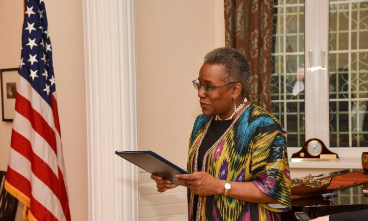 Honor American Art Reception