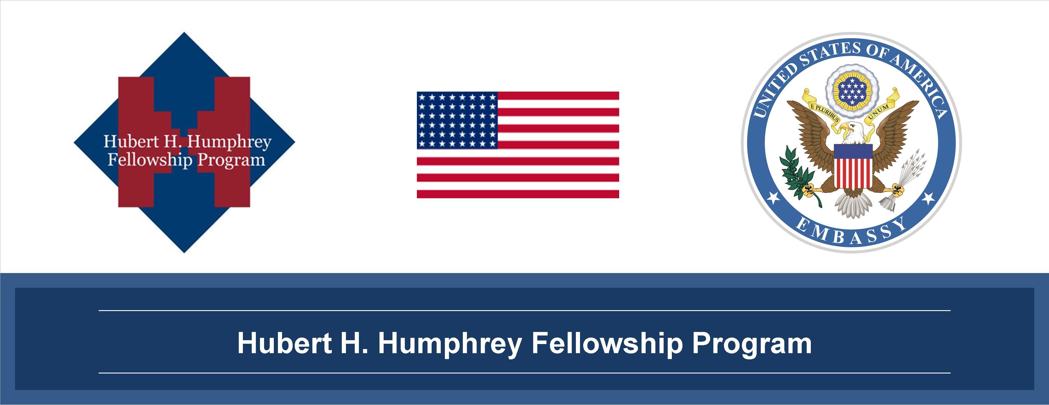 Hubert H. Humphrey Fellowship Program logo
