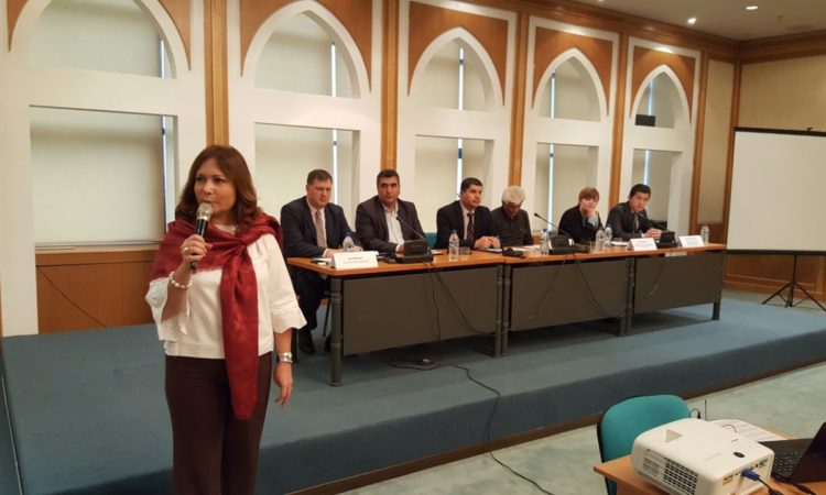 U.S. Centers for Disease Control Hosts World's One of Seventh Workshop in Uzbekistan