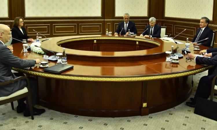 Special Representative for Afghanistan Reconciliation Zalmay Khalilzad Visits Uzbekistan