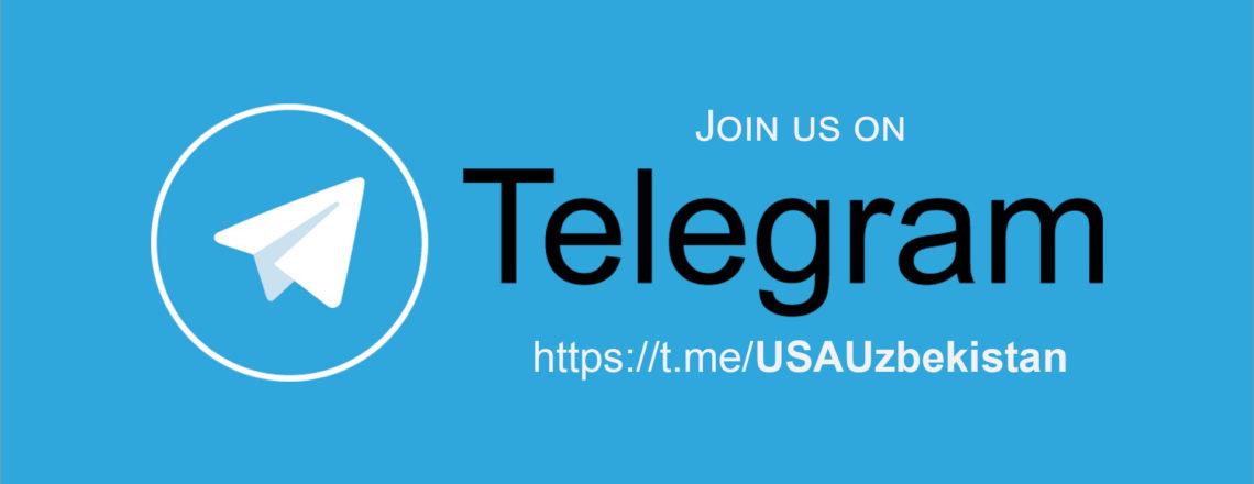 U.S. Embassy's Telegram Channel