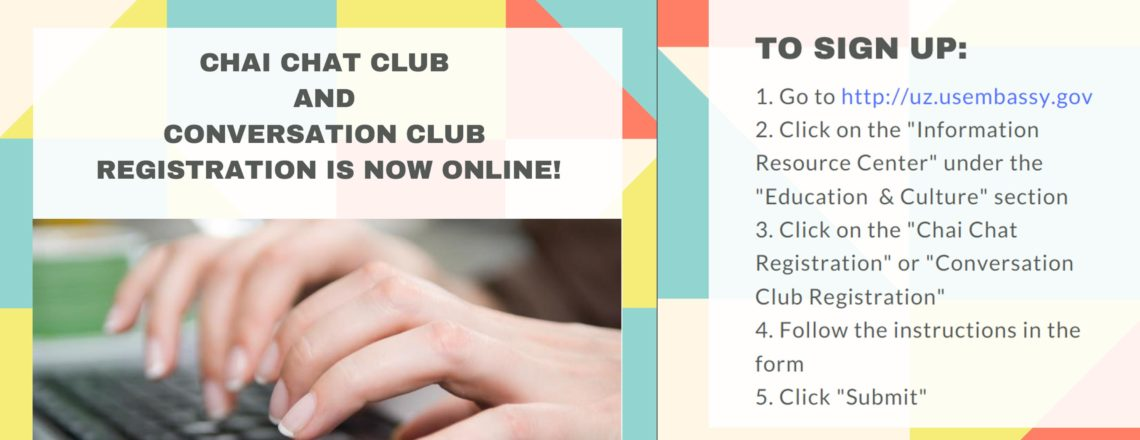 IRC Club Online Registration