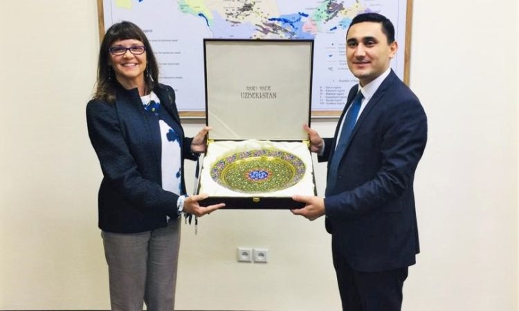USGS Establishes Scientific Cooperation with Uzbek State Committee on Geology