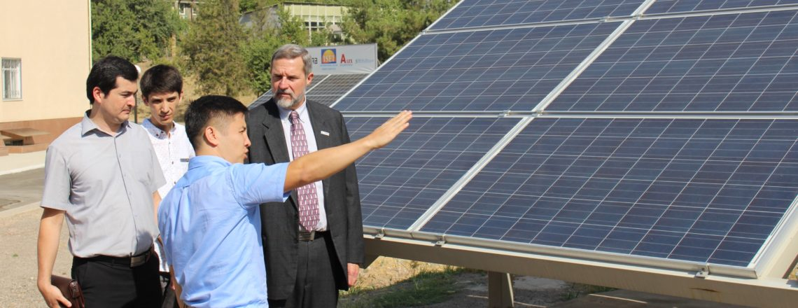 United States Support Uzbekistan in Adoption of Clean Energy