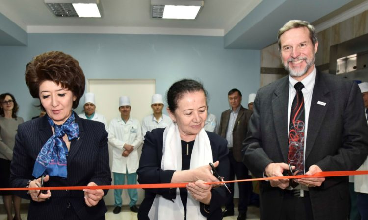 United States and Uzbekistan Establish Center for Innovative Distance Training and Monitoring
