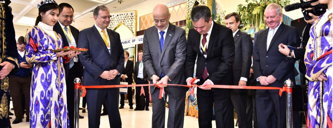 United States and Uzbekistan Open the Eighth Central Asia Trade Forum in Tashkent