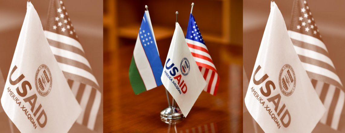 США поддерживают Узбекистан в процессе вступления во Всемирную Торговую Организацию