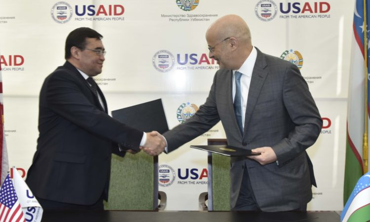 USAID and the Ministry of Health Commemorate World TB Day